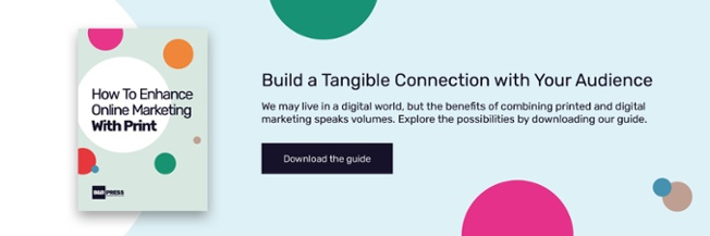 Enhance Online Marketing With Print