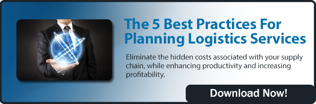 Download The 5 Best Practices for Managing Logistics Services