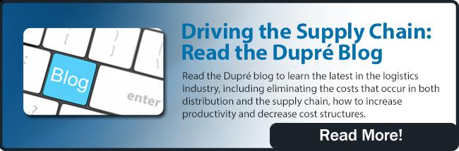 Read the Dupré Logistics Blog!