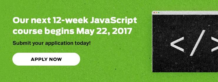 Apply to JRS Coding School