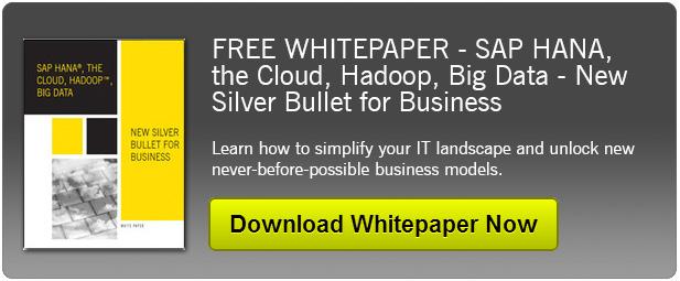 FREE WHITEPAPER - SAP HANA