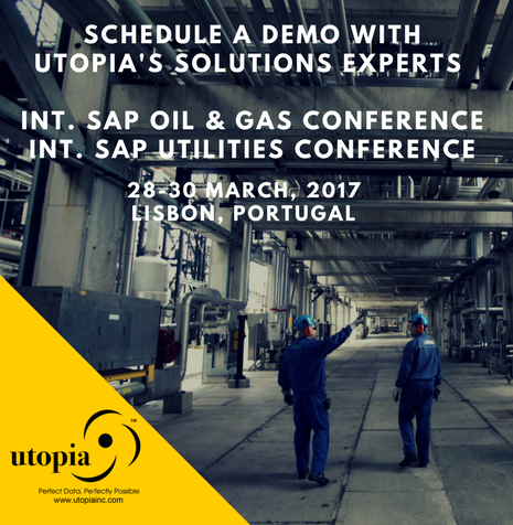 International Oil & Gas and Utilities Conference - Utopia Meeting