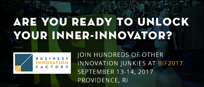 Join hundreds of other innovation junkies at BI2017
