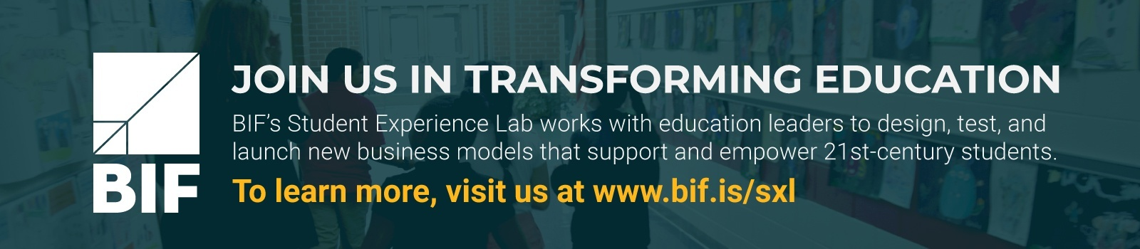 Join us in transforming education.