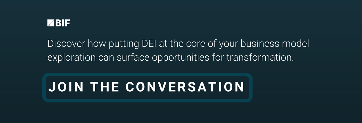 Join BIF for DEI Conversation