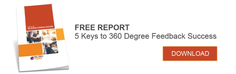 Free report: 5 Keys to 360 Degree Feedback Success