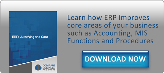 Justying ERP Software Cost