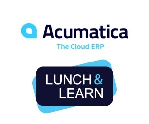 Acumatica Cloud ERP Lunch and Learn