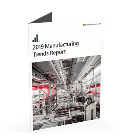 2019 Manufacturing Trends Report