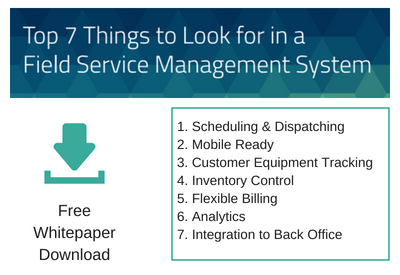 Top 7 Things to Look for in a Field Management ERP Solution