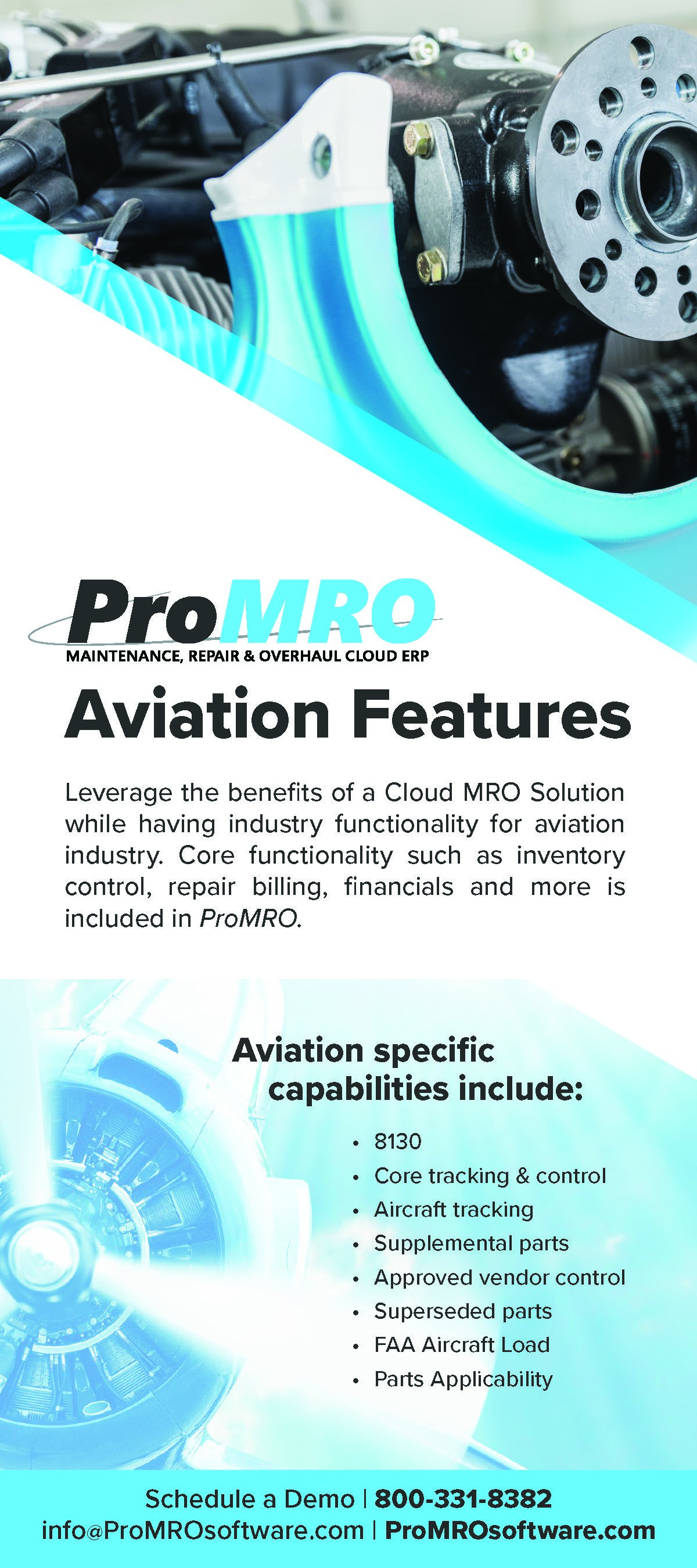 MRO Software Aviation Information