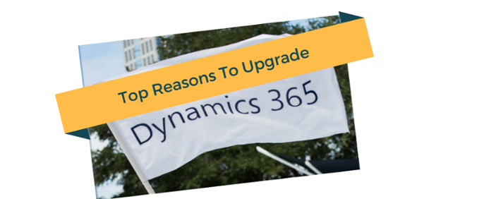 Why Upgrade to Dynamics 365 Enterprise