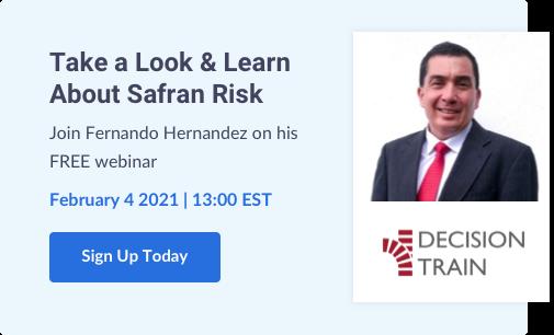 DecisionTrain Safran Risk Training