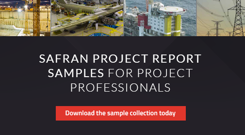Safran Project Report Samples for Project Professionals