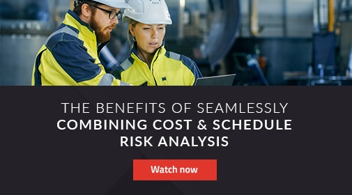 cost and schedule risk analysis