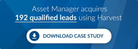 Asset Manager Case Study