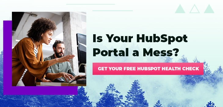 Hubspot Health Audit