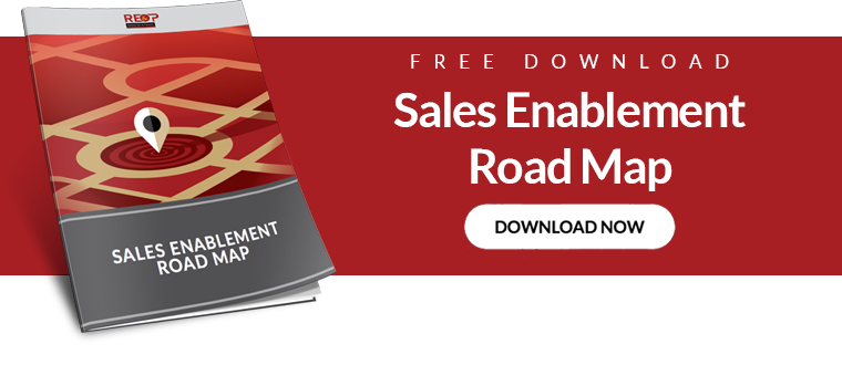 Sales Enablement Road Map