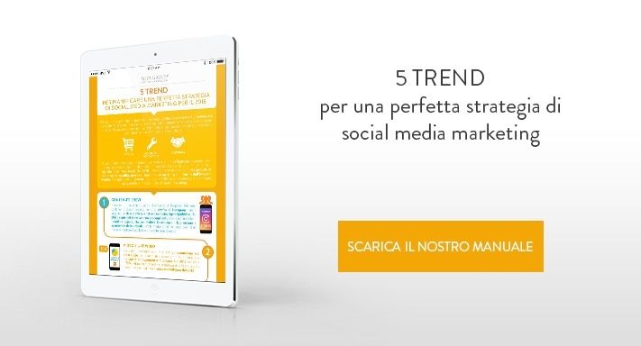 5 trend per una strategia di social media marketing