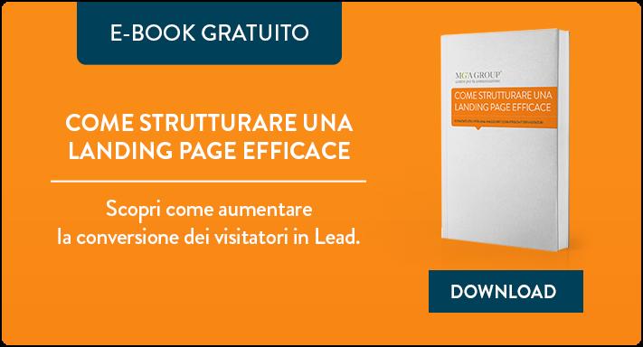 Come strutturare una Landing Page efficace-CTA