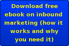Download free ebook on inbound  marketing (how it  works and why you need it)