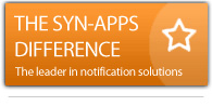 The Syn-Apps Difference