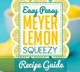 Easy Peasy Meyer Lemon Recipe Guide