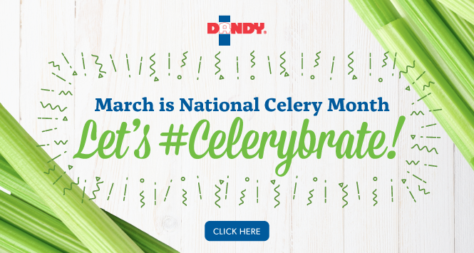 National Celery Month