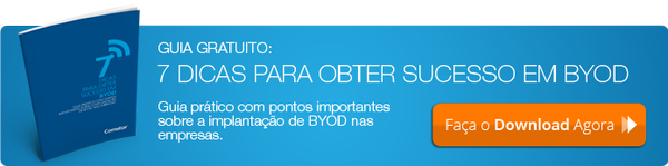 7 Dicas para obter sucesso em BYOD