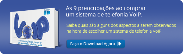 9 preocupações ao comprar um sistema de telefonia VoIP