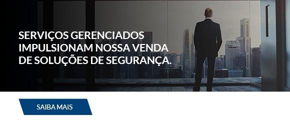 Release - Serviços Gerenciados Impulsionam vendas de soluções de segurança