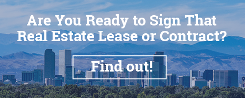 Find out if you're ready to sign a real estate lease or contract