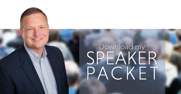 Thanks for your interest - click to download my speaker packet!