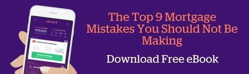 Joust 9 Mortgage Mistakes eBook