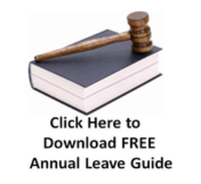 Annual Leave Guidelines