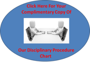 Disciplinary Procedure Chart