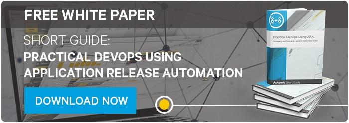 Key Requirements for Practical DevOps Using Application Release Automation