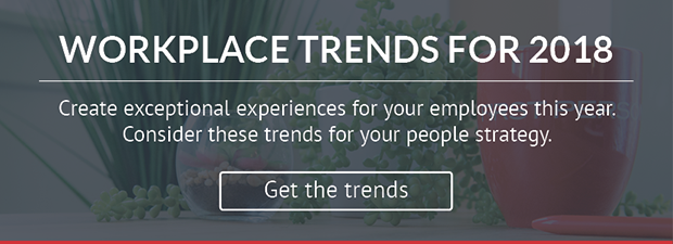Workplace Trends for 2018