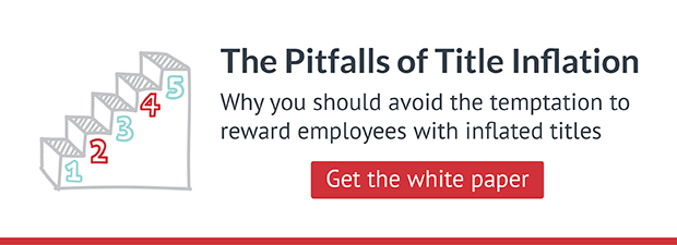 The Pitfalls of Title Inflation White Paper
