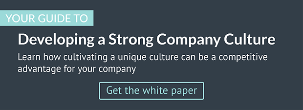 Your Guide to Developing a Strong Company Culture