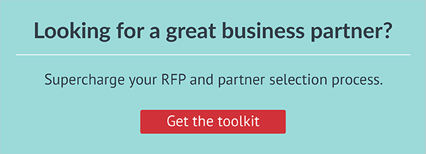 Selecting a Great Business Partner Toolkit