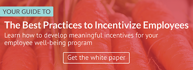 Incentive Best Practices for Wellness Programs