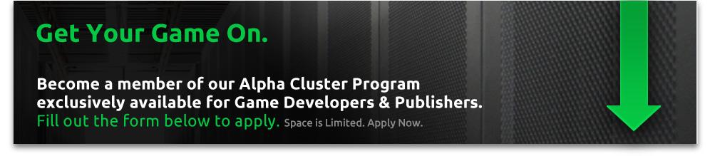 Caronet Alpha Cluster Program