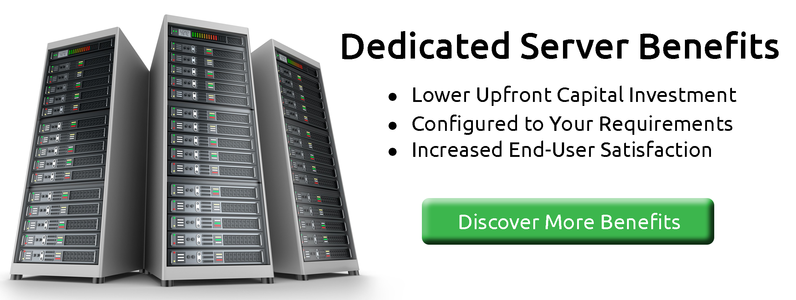 Dedicated Server Benefits White Paper