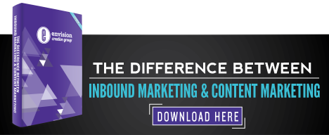 The Difference Between Inbound Marketing & Content Marketing