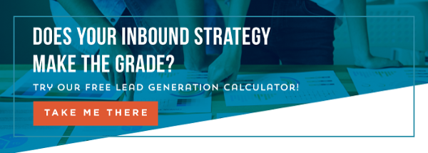 lead generation calculator