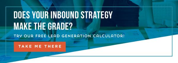 lead generation calculator