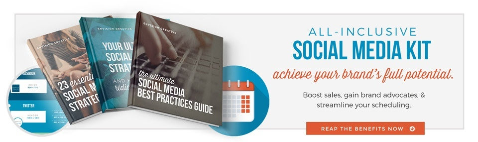 All Inclusive Social Media Kit - Achieve Your Brand Potential