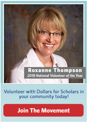Click here to volunteer with Dollars for Scholars.