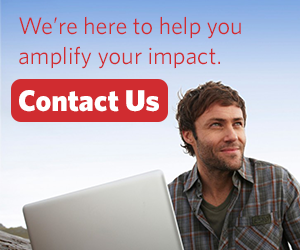 Scholarship America boosts your impact - contact us here